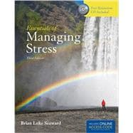 Essentials of Managing Stress (Book with Access Code)