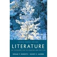 Literature: An Introduction to Reading and Writing, Compact