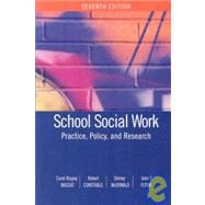School Social Work: Practice, Policy, And Research