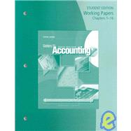 Working Papers, Chapters 1-24 for Gilbertson/Lehman's Century 21 Accounting: General Journal, 9th