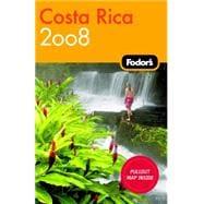 Fodor's Costa Rica 2008