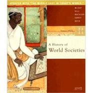 A History of World Societies, Volume II Update