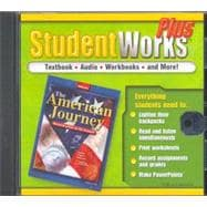 The American Journey, Reconstruction to the Present, StudentWorks Plus CD-ROM