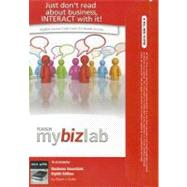 MyBizLab with Pearson eText -- Access Card -- for Business Essentials