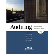 Auditing A Business Risk Approach (with ACL CD-ROM)