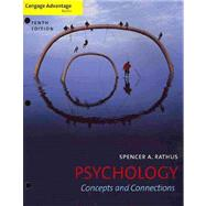 Cengage Advantage Books: Psychology: Concepts and Connections