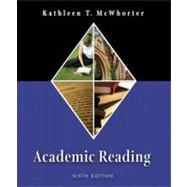 Academic Reading: College Major and Career Applications (with MyReadingLab Pearson eText Student Access Code Card)