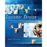 Customer Service : Building Successful Skills for the Twenty-First Century