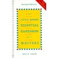 Little, Brown Essential Handbook for Writers : 1997 MLA Update