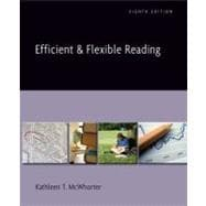 Efficient and Flexible Reading (with MyReadingLab Student Access Code Card)