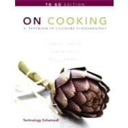 On Cooking A Textbook of Culinary Fundamentals