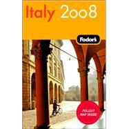Fodor's Italy 2008