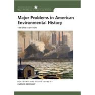 Major Problems in American Environmental History