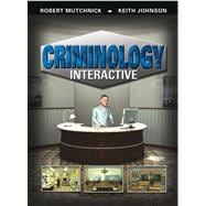 Criminology Interactive DVD Value Package (includes Criminal Justice Today)
