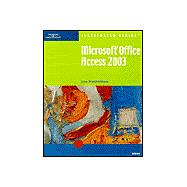 Microsoft Access 2003 - Illustrated Brief