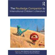 The Routledge Companion to International Childrens Literature 9781138778061R