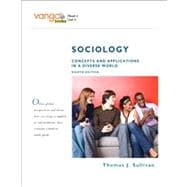 Sociology Concepts and Applications in a Diverse World, VangoBooks