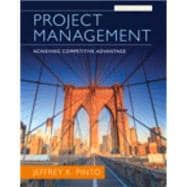 Project Management Achieving Competitive Advantage