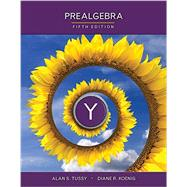 Student Solutions Manual for Tussy's Prealgebra, 5th