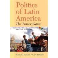 Politics of Latin America The Power Game