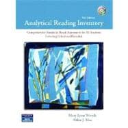 Analytical Reading Inventory with Readers Passages