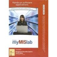 MyMISLab with Pearson eText -- Access Card -- for Management Information Systems