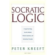 Socratic Logic : Socratic Method Platonic Questions