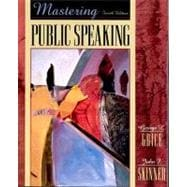 Mastering Public Speaking