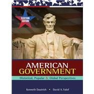 American Government: Historical, Popular, and Global Perspectives : Election Update