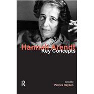 Hannah Arendt 9781844658091R