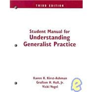 Student Manual for Understanding Generalist Practice