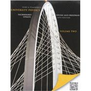 University Physics with Modern Physics Technology Update, Volume 2 (Chs. 21-37)