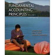 Fund. Accounting Principles Volume 1 (Chapters 1-12)  w/ Connect Plus 2 Sem.  Access Card