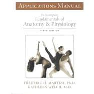 Applications Manual to Accompany Fundamentals of Anatomy and Physiology