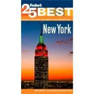 Fodor's New York City's 25 Best, 10th Edition