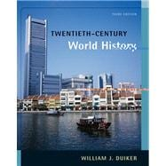 Twentieth-Century World History (with InfoTrac)