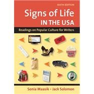 Signs of Life in the USA : Readings on Popular Culture for Writers