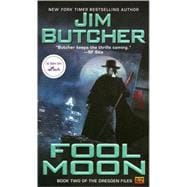 Fool Moon Book two of The Dresden Files