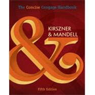 The Concise Cengage Handbook