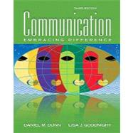 Communication : Embracing Difference