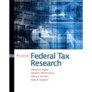 Federal Tax Research, 9th Edition