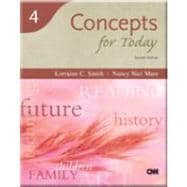 Reading for Today Series 4 : Concepts for Today