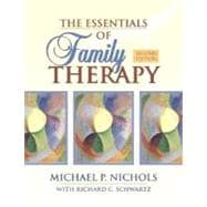 ESSENTIALS OF FAMILY THERAPY (WITH MYHELPINGLAB), 2/e