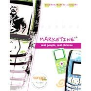 Marketing Real People, Real Choices Value Package (includes Brand You)