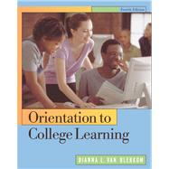 Orientation to College Learning (with InfoTrac)
