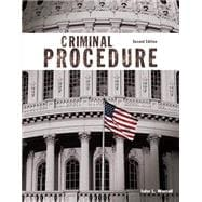 Criminal Procedure Plus MyCJLab with Pearson eText -- Access Card Package