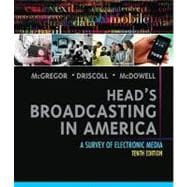 Head's Broadcasting in America : A Survey of Electronic Media