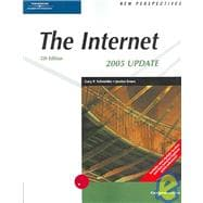 New Perspectives On The Internet  2005