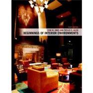 Beginnings of Interior Environments