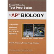 Preparing for the Biology AP* Exam (School Edition), 5/e